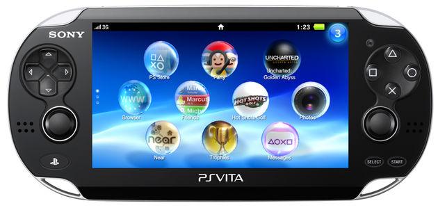 Sony kondigt bakken met Playstation Vita games aan voor lancering 17 december