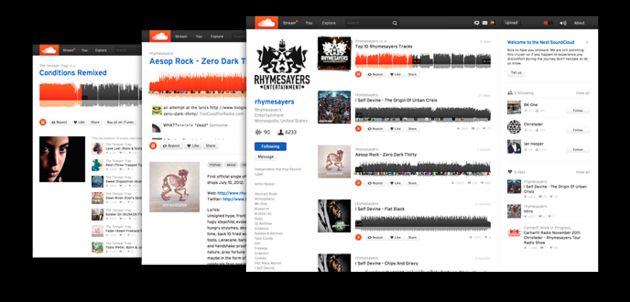SoundCloud verschijnt binnenkort met grote update
