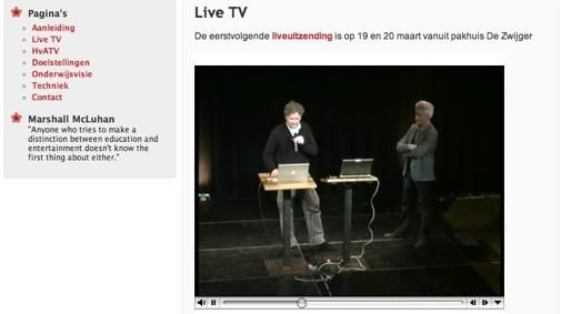 SpinAwards Livestream