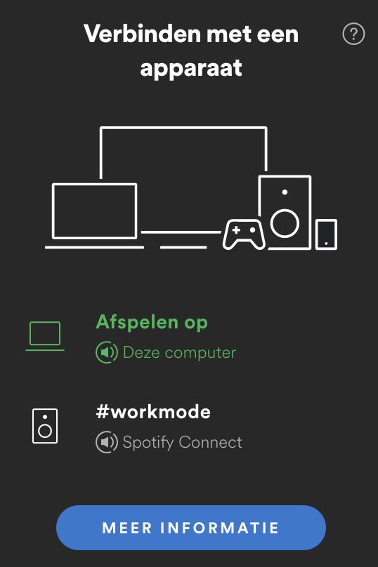 Spotify connect voordelen