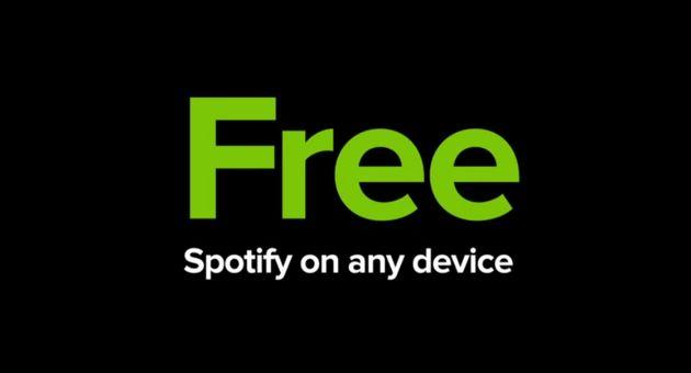 Spotify nu ook gratis beschikbaar voor tablets en smartphone