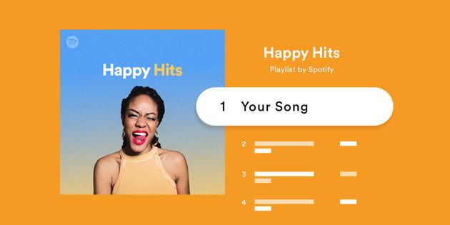 Spotify-personalisatie-playlist