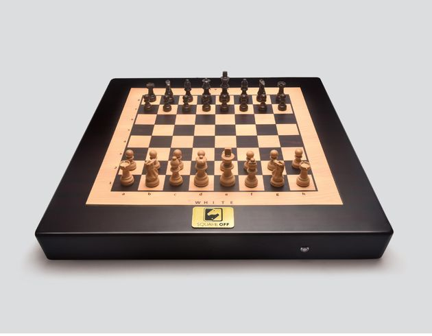 Square Off - The most evolved chess board ever