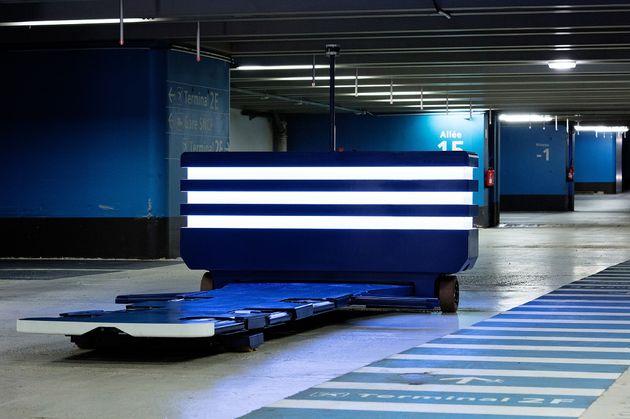 stan-valet-parking-robot