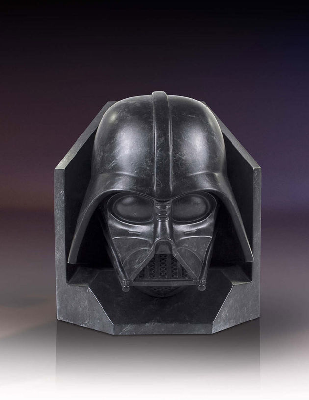 star_wars_darth_vader_stormtrooper_faux_marble_bookend_2