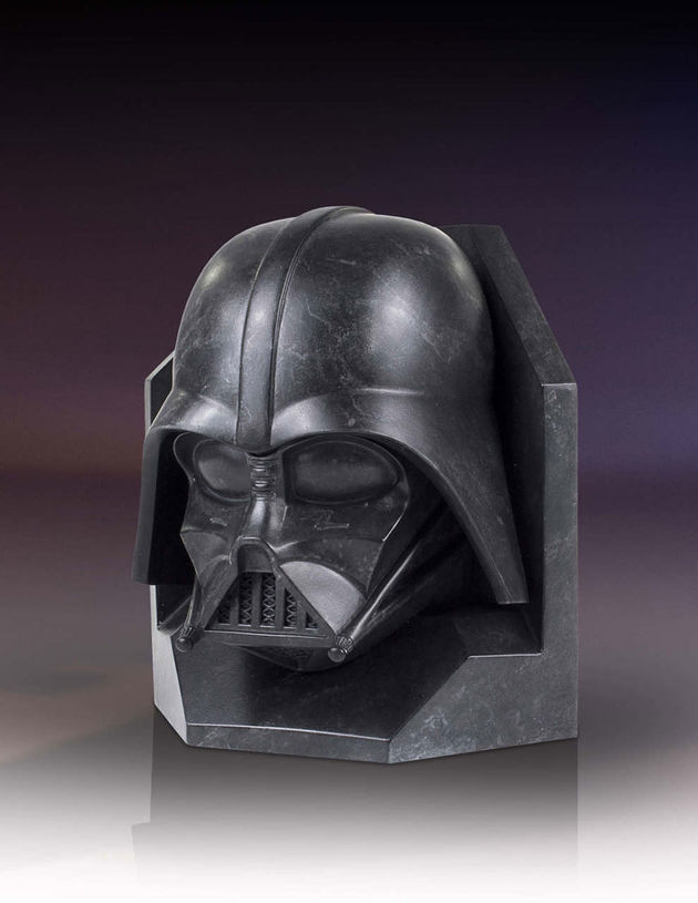 star_wars_darth_vader_stormtrooper_faux_marble_bookend_3