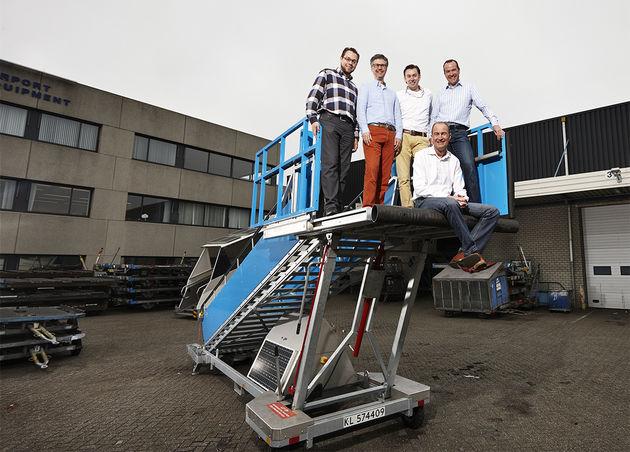 Startup Undagrid maakt materieel op Schiphol traceerbaar