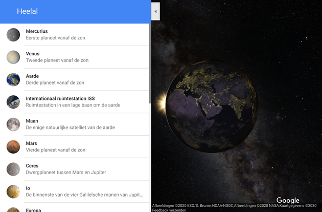 ​Star Wars easter egg gevonden in Google Maps