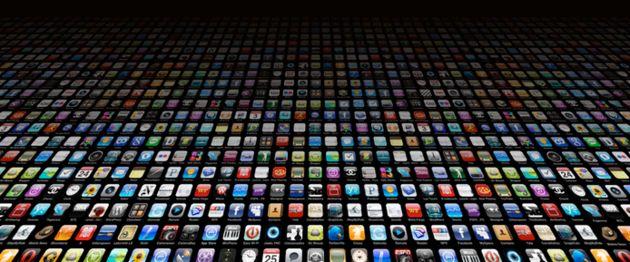 Steeds meer apps zijn gratis
