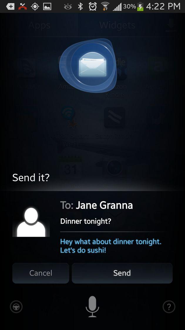 Stemherkenningstool Dragon voegt nieuwe features toe aan Android-app