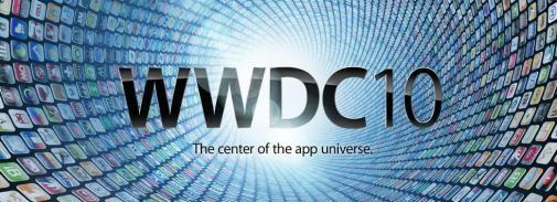 Steve Jobs opent Apple's Worldwide Developers Conference 2010
