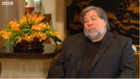 Steve Wozniak over Microsoft, Samsung en Apple