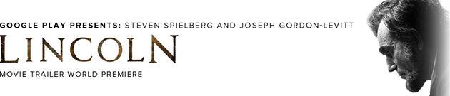 """Steven Spielberg toont """"Lincoln""""-trailer tijdens Google+ Hangout"""