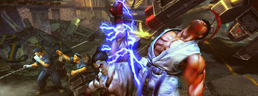 Street Fighter X Tekken: één crossover, twee games