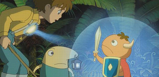 Studio Ghibli-game gaat naar PS3: strak plan