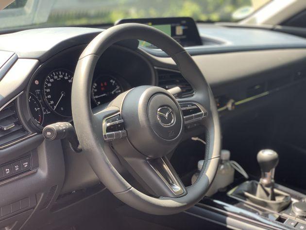 Stuur Mazda CX-30
