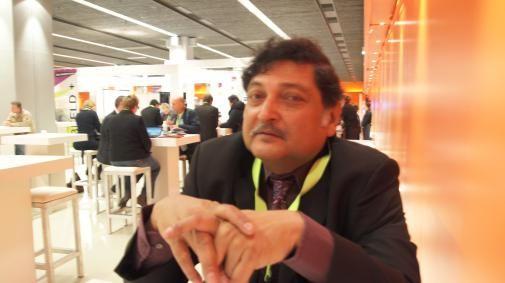 """Sugata Mitra: toekomstige rol leraar """"formuleren zoek opdrachten"""""""