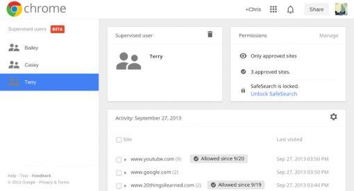 supervised-users-chrome