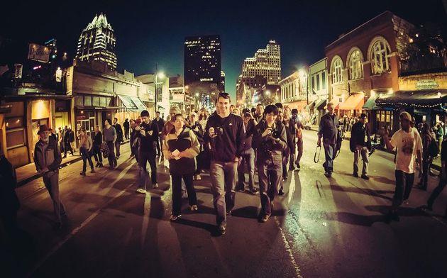 SXSW photowalk