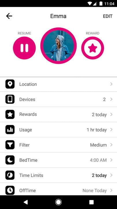 T-Mobile FamilyMode