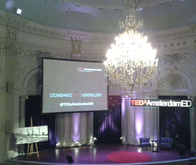 TEDxAmsterdamED Connected Worlds (met alle video's)