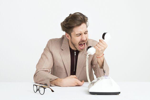 Telefoonterreur ongewenste telefoontjes
