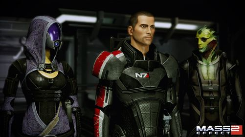 [terugblik] Mass Effect 2