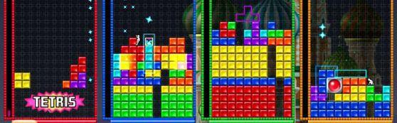 Tetris Party Deluxe ligt in de lijn der verwachting