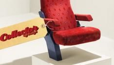 Thalys treinonderdelen te koop op eBay voor 'n goed doel