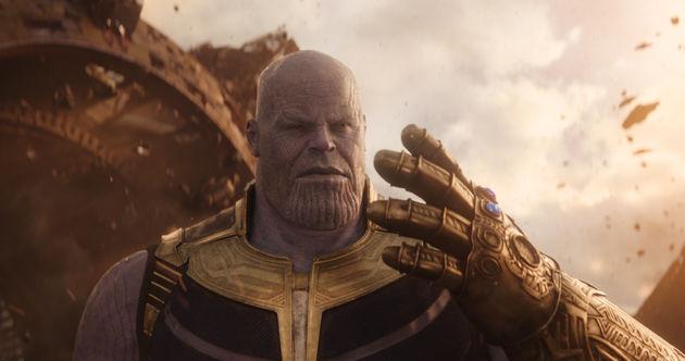 Thanos-glove
