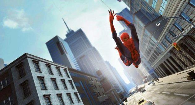 The Amazing Spider-man is niet heel erg amazing