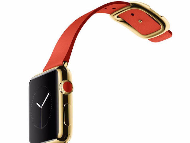 The Apple Watch Edition