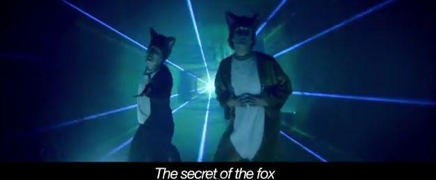 """""""The Fox"""": nieuwe viral muziekvideo"""