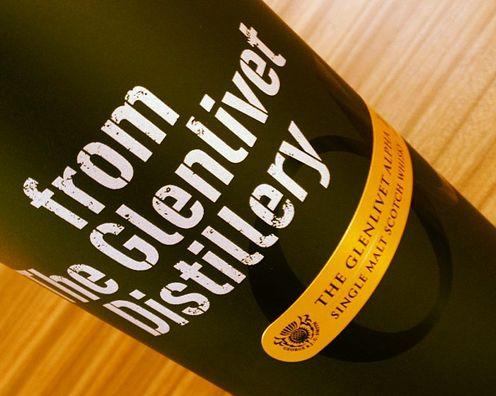 The Glenlivet Alpha: mysterieuze single malt