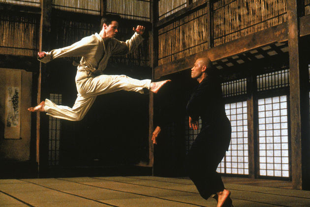 The-Matrix-kungfu