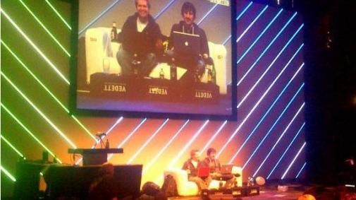 The Next Web: Diggnation live