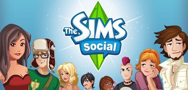 The Sims Social gaat succesvol de concurrentie aan met Zynga's -Ville games