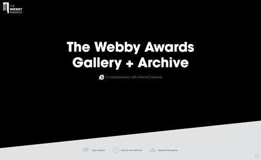 The Webby Awards vieren 16 jaar internet