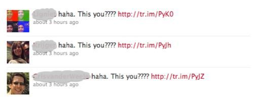 This You - Irritante Twitter Spam