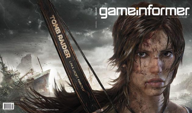 Tomb Raider's Nieuwe Look Betekent Daadwerkelijk Nieuwe Gameplay