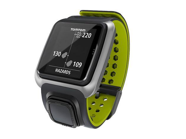 TomTom_Golfer_Horloge