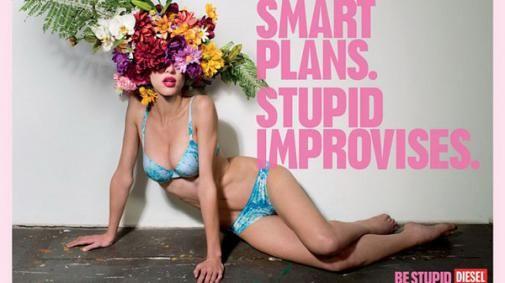 Top 100 meest sexy reclame-uitingen
