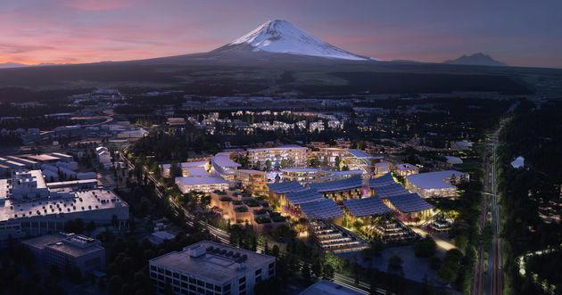 Toyota bouwt 'stad van de toekomst'