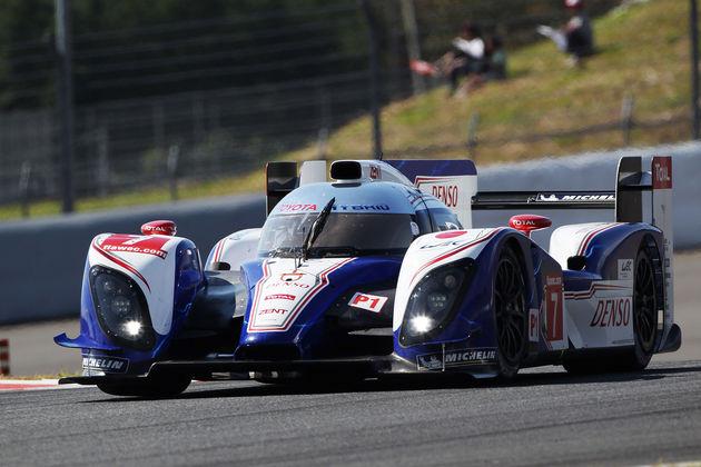 Toyota: met twee auto's aan de start van WEC 'Le Mans' serie