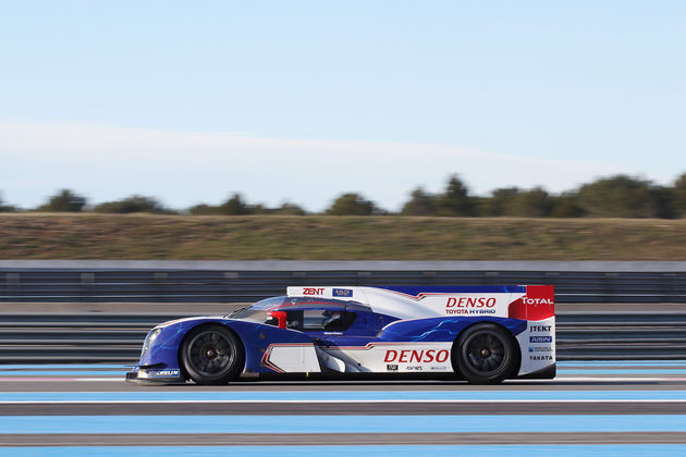 Toyota wil met nieuwe versie TS030 HYBRID winnen op Le Mans