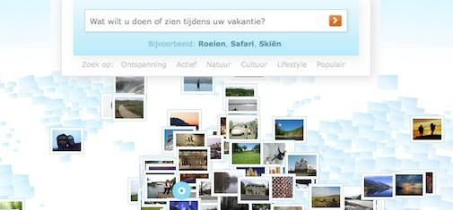 Travlr : KLM vindt reisbestemming bij persoonlijke interesses