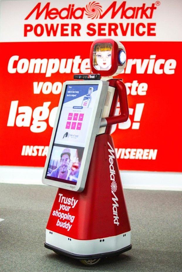 Trusty Robot