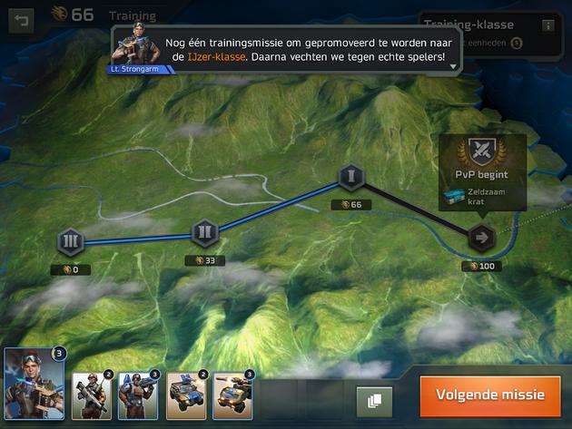 Command & Conquer Rivals wereldwijd gelanceerd voor iOS & Android