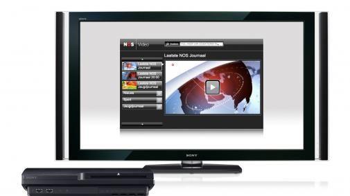'TV on demand' voor PS3 bezitters
