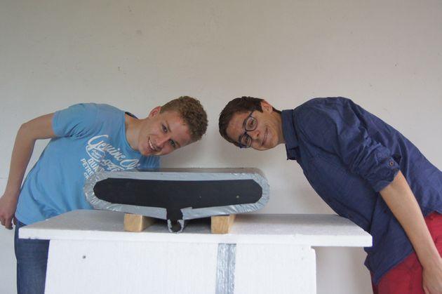 Twee scholieren uit Nederland met 'Project Desert Vapor' naar Intel ISEF